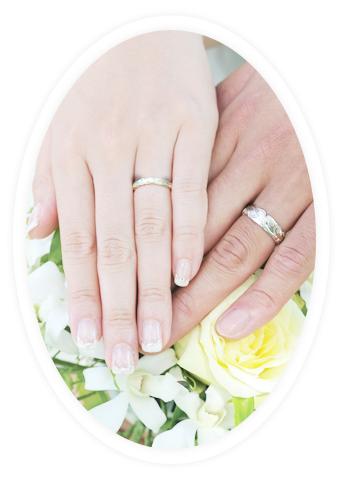 愛の歴史を指輪に刻む LocalBrandのオーダーメイド ブライダルリング