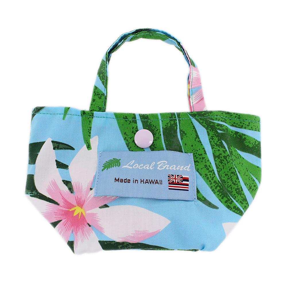 ≪期間限定商品≫ マスクバッグにお勧め 手のひらサイズ・ハワイアンミニバッグ