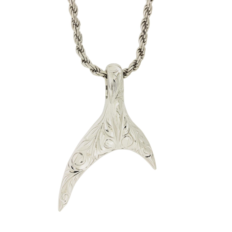 ≪サメの守護神≫カモホアリイ シルバー ペンダントヘッド