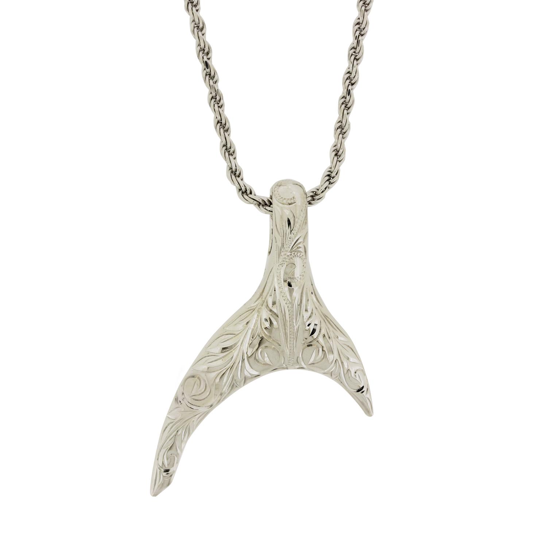 ハワイアンジュエリー[SV925] ≪親切なサメの女神≫  カアフパハウ  ペンダントヘッド