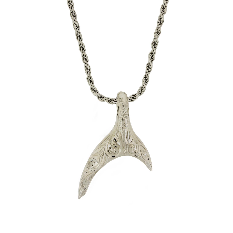 ハワイアンジュエリー[SV925] ≪守護霊サメ≫ マノー ペンダントヘッド