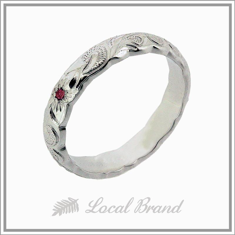 ウェリナ シルバー ダイヤモンドリング